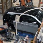 [Видео] Как собирается электромобиль BMW i3