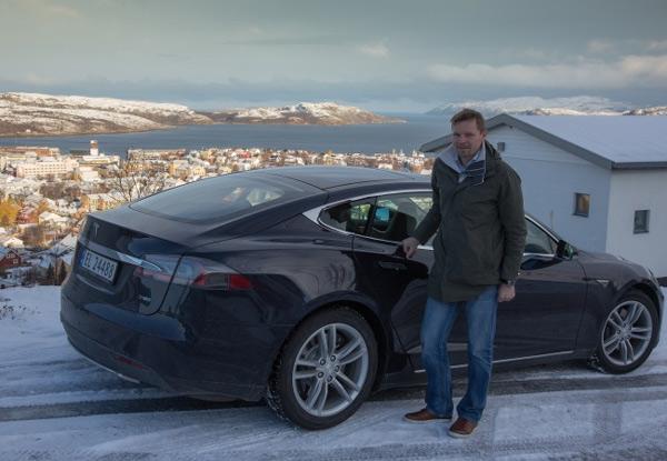 Tesla в Норвегии