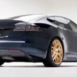 Самая дорогая и впечатляющая Tesla в мире