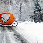 Знакомьтесь с ELF — солнечный трицикл