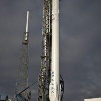 Запуск Falcon 9 снова отложен