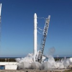 Обьявлена дата запуска Falcon 9