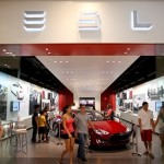 Tesla Motors договорилась с авто дилерами в Нью Йорке