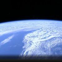 HD видео съемка Земли с МКС в реальном времени