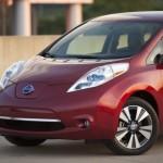 Представлены цены и спецификации Nissan Leaf 2015