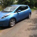 Что происходит, когда у Nissan Leaf заканчивается заряд?