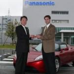 Tesla и Panasonic договорились о гигафабрике