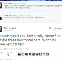 Гарантия на Model X и Model 3(E)