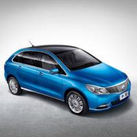 Начато производство электромобиля Denza EV