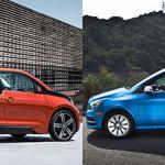 Емкость батареи электромобиля Mercedes на 67% больше чем у BMW i3