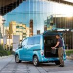 Nissan e-NV200 стоит всего $ 6.500 в Роттердаме