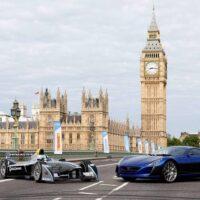 Formula E будет проводить тест драйв дорожных электрических автомобилей