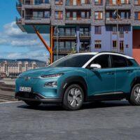 Hyundai KONA Electric достигает 100000 глобальных продаж